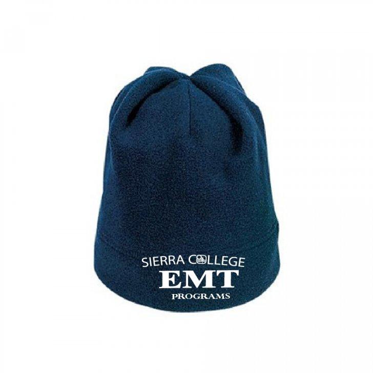 Sierra College EMT Polar Fleece Beanie  f38c0b517ad